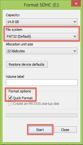 كيفية اصلاح جميع مشاكل الكارت ميموري SD التي لا تظهر على الهاتف