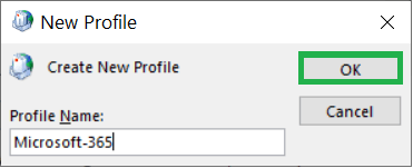 Choose to provide a name different from the username